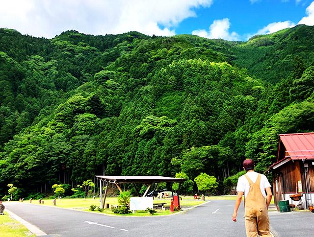 オートキャンプ場 奈良県
