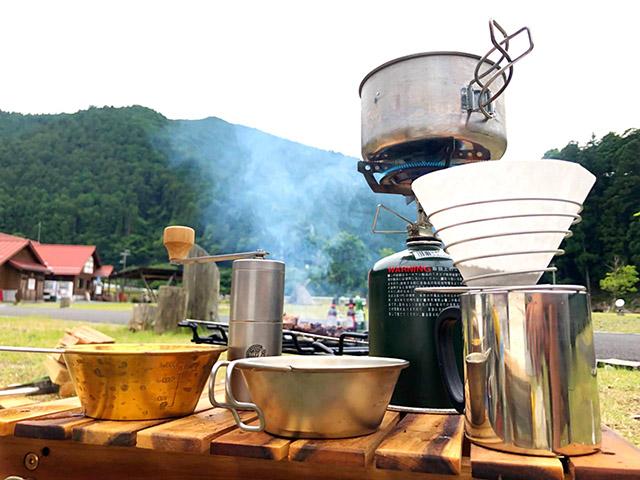 奈良 キャンプ場