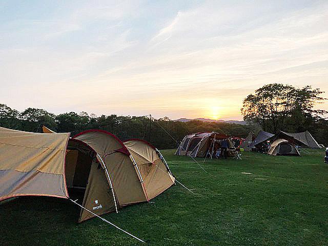 新潟県 スノーピークキャンプ場