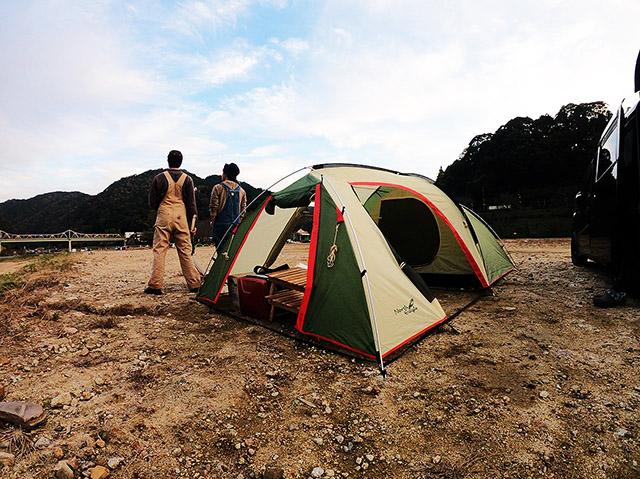 京都府 キャンプ場