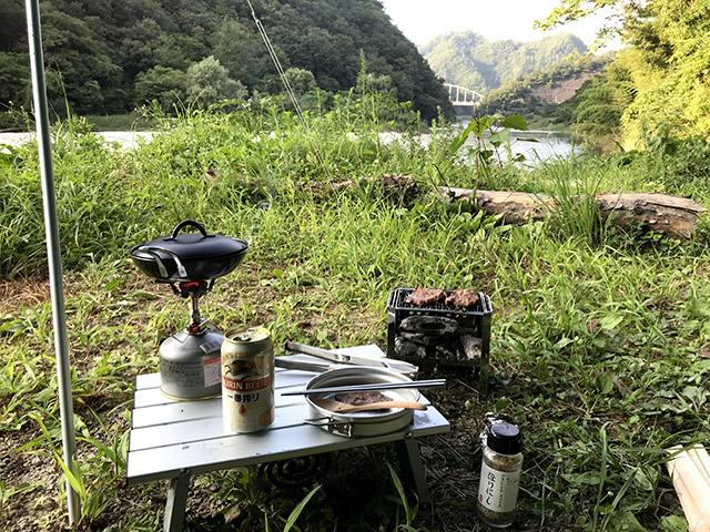 長野県 キャンプ場