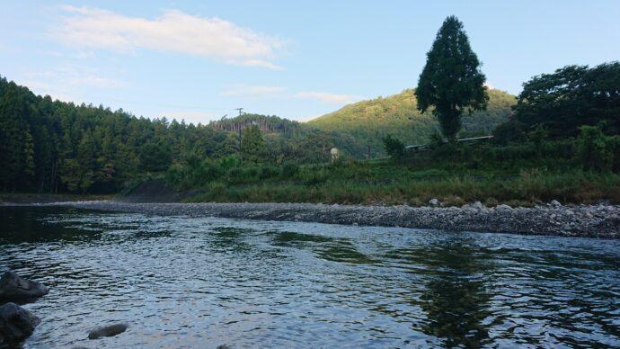 和歌山県 金露キャンプ場