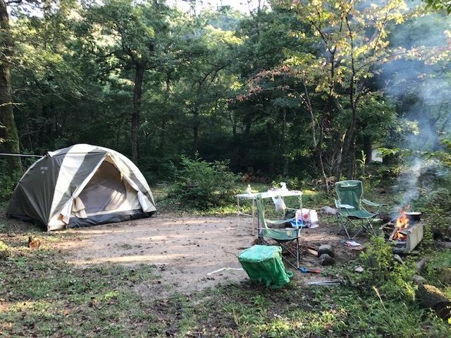 新潟県 キャンプ場