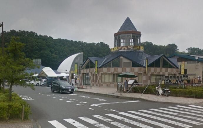 道の駅 もてぎ 茨木県
