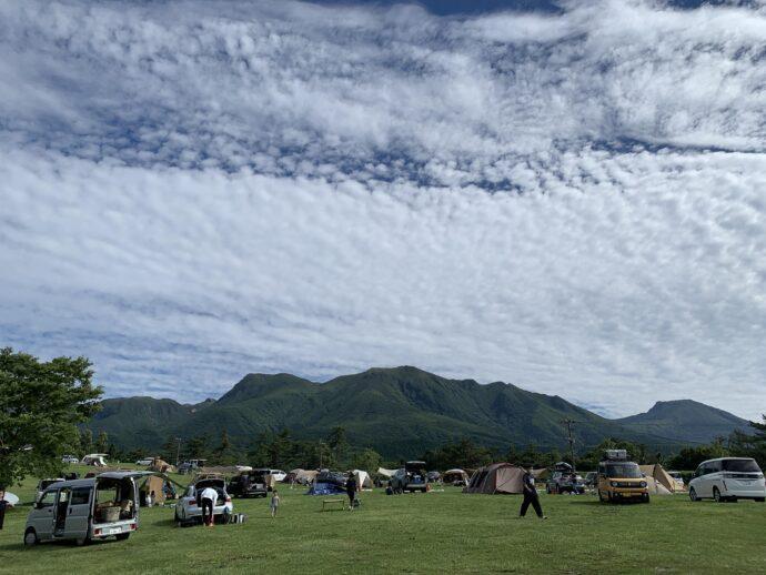 大分県 キャンピングカー キャンプ場