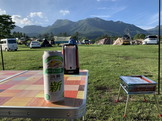 大分県 キャンプ
