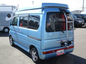 ホンダ・バモス キャンピングカー