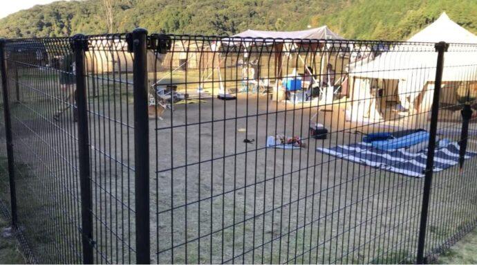 福岡県キャンプ場
