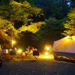山梨県キャンプ場