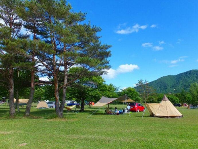 宮崎県キャンプ場